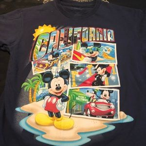 Tops - Disneyland Mickey Shirt.